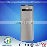 Air Source Heat Pump Type and Stainless Steel/Power Coated Steel Housing Material air source heat pump