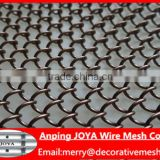 decorating design mesh materials of chain link mesh