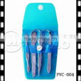 2013 Collection!!Ladies PVC Nail Care Tools and Equipment Wholesale Set Manicure