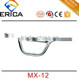 Qualified And Cheap Bicycle Parts Silver Color BMX Bicycle Handlebar