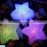 Toy07 Luminous pillow Christmas Toys Led Light colorful star