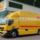 International courier service to Dubai from china