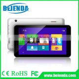 cheap 7inch tablet pc processor Allwinner A33 quad core, speed 1.2Ghz, HD display 1024x600 pixels, dual camera