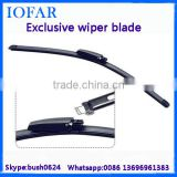 Custom Aero frameless wiper blade windshield wiper blade                                                                                                         Supplier's Choice
