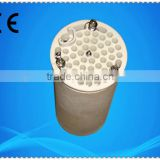 High temperature Heat Resistant Electric Cordierite Ceramic Bobbin Heater for professional furnace
