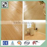 Hand scraped PVC flooring/pvc flooring price new and fashion bar mat pvc/colorful pvc vinyl flooring