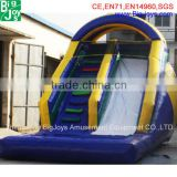Factory direct sale commercial inflatable water slide for amusement