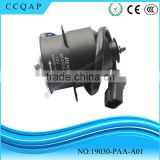 19030-PAA-A01 Made in Japan high quality auto engine electric denso 12v dc cooling fan motor for Japanese car