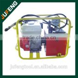 JDB-800 gasoline engine electric driven hydraulic pump