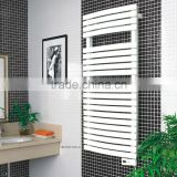 HB-R3714W-A electric element heated steel ladder towel racks/towel warmer/thermostat towel rails/towel radiator