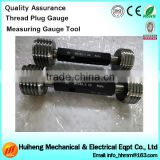 high precision machining parts Go Nogo M45x4.5-6H Thread Plug gauge