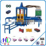 price concrete block machine QTF3-20 paving mould