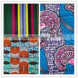 High quality Clothing Material Attractive Fashion african wax print fabric sale