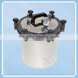 Pressure steam sterilizer used industrial autoclave,portable dental autoclave sterilizer