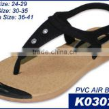 Soft PVC Blowing Baby Flip Flop