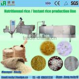 Instant Nutrition rice making machine/processing/production line price