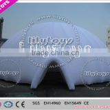 Outdoor white cheap large event party advertising tent inflatable for sale,inflatable dome event tent