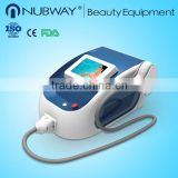 Bikini / Armpit Hair Removal 808nm Diode Laser Hair Removal Forever Black Dark Skin / Newest Portable Diode Laser 808nm Hair Removal Equipment / Permanent Hair