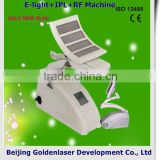 0-150J/cm2 2013 Exporter E-light+IPL+RF Machine Elite Epilation Machine Weight Permanent Loss Diode Laser Fast Permanent Hair Removal Safe For A