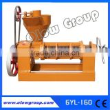Bigger oil press /Soybean Oil Press machinecold pressing Vegetable seed oil press machine