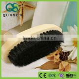 High quality OEM wooden beard boar bristle brush