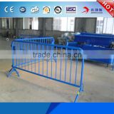 Factory bottom price high security construction safety barricade galvanized highway barrier