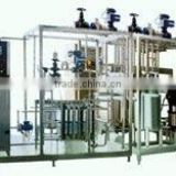 UHT plate sterilizer machine / plate type pasteurizer