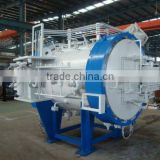 Continuity vacuum induction metal powder sintering furnace