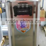 Cheap Price Industrial Coffee Shop Food Truck Used 3 Mixer Flavors Soft Ice Cream Maker for Sale