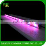 Anti-water 4 foot 30W led grow light bar for vertical hydroponic system