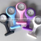 2014 fashion and hot selling Silicone Digital Nurse Watch