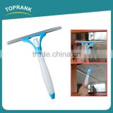 Toprank Multi-functional Home Appliance Glass Cleaner 2 in 1 Window Spray Squeegee Plastic Car Window Spray Squeegee