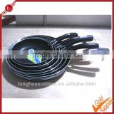 Ceramic aluminum cookware 18-30CM non-stick bakelite handle ceramic frying pan