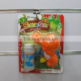 Summer water gun Plastic bubble gun toy dinosaur