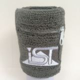 Custom cotton zipper sweatband