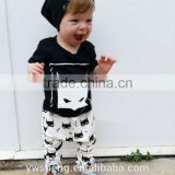 Wholesale winter costumes fors boy Baby clothes Rompers baby pajamas set