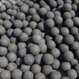 alloy grinding media steel balls, high carbon steel grinding media balls, forged milling steel balls