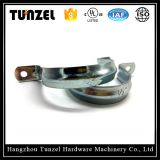 Galvanized steel EMT 2 two hole conduit Strap