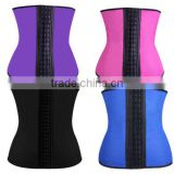 Ann Chery Body Shaper Vest Waist Trainer Corsets Slimming Belt Latex Waist Cincher Wholesale