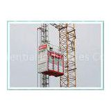 High Speed 2 Ton Industrial Construction Elevator Lift For Bridge / Building