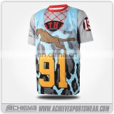 Customize Sublimated Comfortable lacrosse jersey