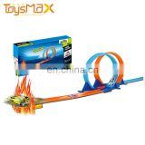 Assembly DIY Race Plastic Play Set Magic Track Car Toy