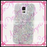 Aidocrystal Handmade fashion rhinestone bling bling glitter ab color crystal phone case for samsung galaxy Note 5