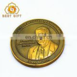 Manufacturer 3D Imitation Coins Challenge Coin Metal Coins