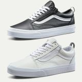Supply VANS leather board shoes men and women casual shoes, sports shoes, various colors