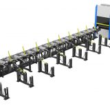 New Product Intelligent Steel Bar Shearing Production Line