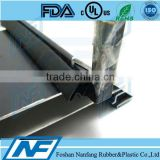 Extruded made sealing used epdm rubber product