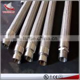 Male Thread Stainless Steel Braided Metal Hose