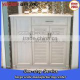 Kitchen wooden cabinet customize dining room storage cabinet with drawers                                                                                                         Supplier's Choice