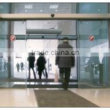 Commercial glass entry door Hotel Glass entry door